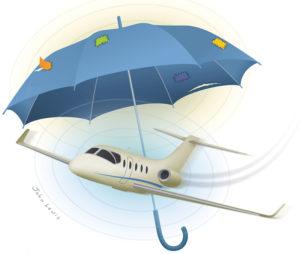 Страхование самолетов